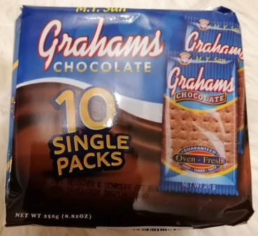 Grahams Schoko Cracker