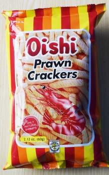 Oishi - Prawn Crackers - regular