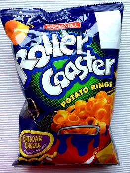 Roller Coaster - Potato Rings,   85 Gramm