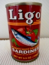 Sardinen in Chilisauce LIGO  155g