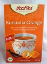 YOGI TEA - Kurkuma Orange